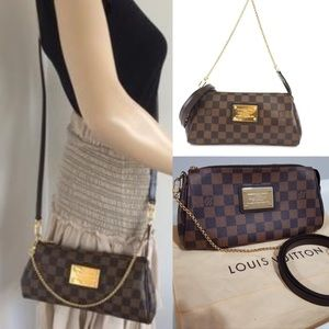 Zipper crossbody damier louis vuitton